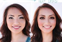 Makeup For Pictures / Example shots / by Augusta Wind