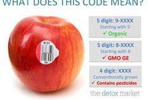 Food Information we should know
