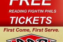 Reading Fightin Phils - FREE Tickets