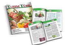 Agricultural Magazine / Tarım Türk Dergisi
