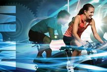 RPM Les Mills  (indoor cycling training )