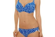 Bikinis for Busty Women / Bikinis for busty women with C to H cup bra sizes. Shop online at www.saintbustier.com