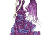 Robe dessin