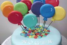 Tarta primer cumpleaños