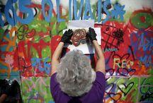 Graffiti and Urban Street Art / Graffiti and urban street art