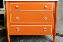 Ideas for Painted Furniture