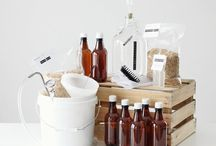 Beer/Wine/Hard Cider at home / by Nicole Bean