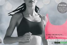 Detoxing Activewear Campaign