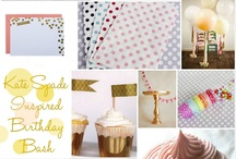 Party Ideas / by Kerri Smith Craft Time and Cupcakes