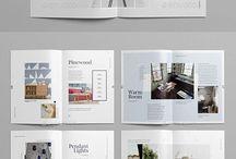 Catalog Design Inspiration Template