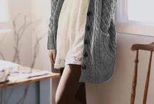 sweaters / by DarleneFarmers AgentBaxter