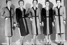 denmark 40s fashion