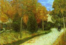 Art - Van Gogh / by Jackie Ingalls Jones