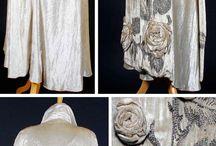 платья эпохи 20-ых