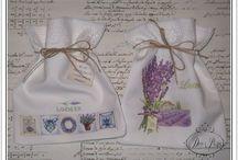 decoupage textile