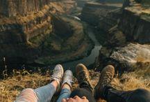 Travel couple photography ideas