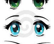 глазки для куклы