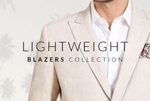 LightWeight Blazers / Days get warmer and summer is around the corner, a Lightweight blazer is a must for your everyday life. Linen blazers, unlined blazers to make you feel comfy.