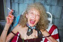 Terry richardson   / Terrence (Terry) Richardson (nacido el 14 de agosto 1965 en Nueva York) es un fotógrafo de moda estadounidense. Terry Richardson nació en Nueva York. Es hijo de Bob Richardson, un conocido fotógrafo que sufrió adicción a las drogas y esquizofrenia. Terry se crió en Hollywood, barrio de Los Ángeles, California, donde asistió a la Hollywood High School, y Ojai, California, donde asistió a la Escuela Secundaria Nordhoff.  / by David Esquivel
