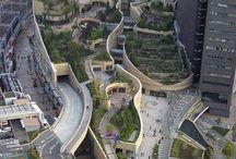 Architecture / Urbanism / by David San Miguel