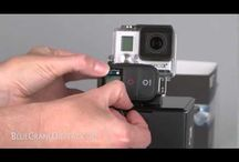 GoPro Hero3+ / Various Pins promoting our new Introduction to the GoPro Hero3+ training video.