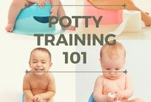 Adventures in Potty Training
