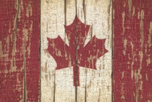 Canuckophile / Some of my favourite things from O Canada / by Amy Hedges
