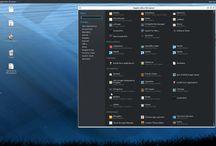 Desktop Oberflächen