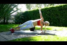 Hot body workout! / by Anouska Georgiou