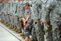 Homecomings and Farewells 1-855-838-8255 / by Vets4Warriors .