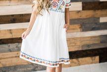Mexikan dresses