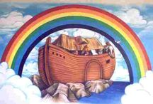 Be Prepared / Noah built the ark before it ever rained. / by Beth Lewis