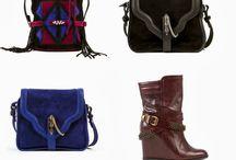 Velvetine x André / velvetine, andré, sac à main, shoes, chaussures, handbag, collab