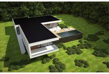 Casas contemporâneas