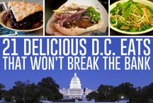 Washington D.C -Travel and Foodie Guide / A haven for history buffs, a great destination for those who love museums and also a fabulous foodie destination, D.C city is not just the Capital of the U.S.A but one of the travel destinations in the world.