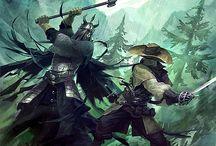 RPG Fantasy Concept ART