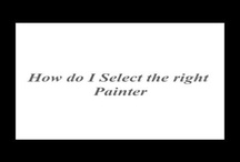 Tips on How to Choose the Right House Painter