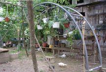trampoline frames