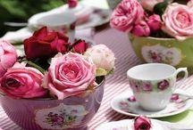 Tea, Sweets & Decor