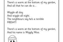 Bookbug songs and rhymes
