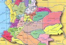 Paises de Habla Hispana / Spanish Speaking Countries / by Emilia Carrillo