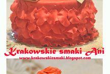 Słodka pasja / Dekoracje tortów w stylu angielskim na każdą okazję