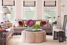 Hamptons Homes / Beachy, preppy and fabulous.