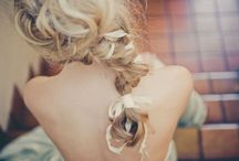 lovely hairstyles / every blondie needs a brownie by her side... / by Marja
