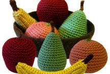 virkatut hedelmät