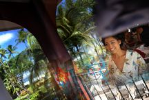 Langosta Beach Club Weddings Tamarindo, Costa Rica / Set in a tropical paradise, under the swaying Tamarindo trees in beautiful Playa Langosta, the Langosta Beach Club is impeccably landscaped and designed with comfort and privacy in mind.