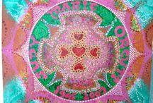Mandala hindú. / Imágenes y Wallpapers relacionadas con mandalas hindúes. / by Diego Bermudez
