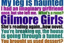 <3~GilmoreGirls~<3 / by E.