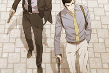 Lupin the third / Lupin the third.