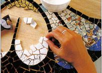 Crafts - Mosaics / by Geri Johnson